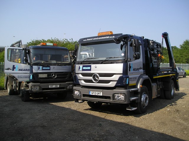 Heard Skips for Hire Essex